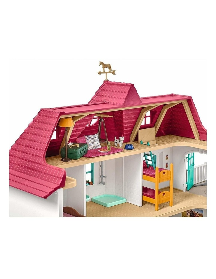 Large Horse Stable Playset image 3