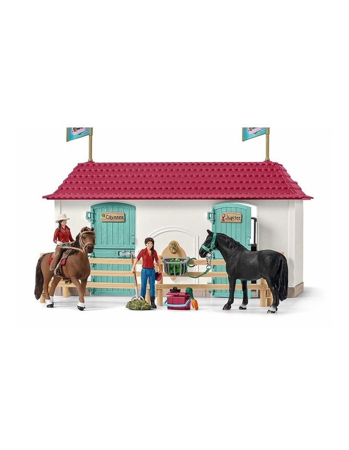 Large Horse Stable Playset image 4