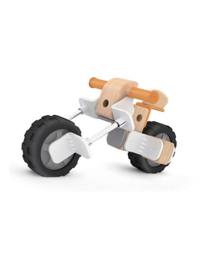 Motorcycle Building Playset image 1