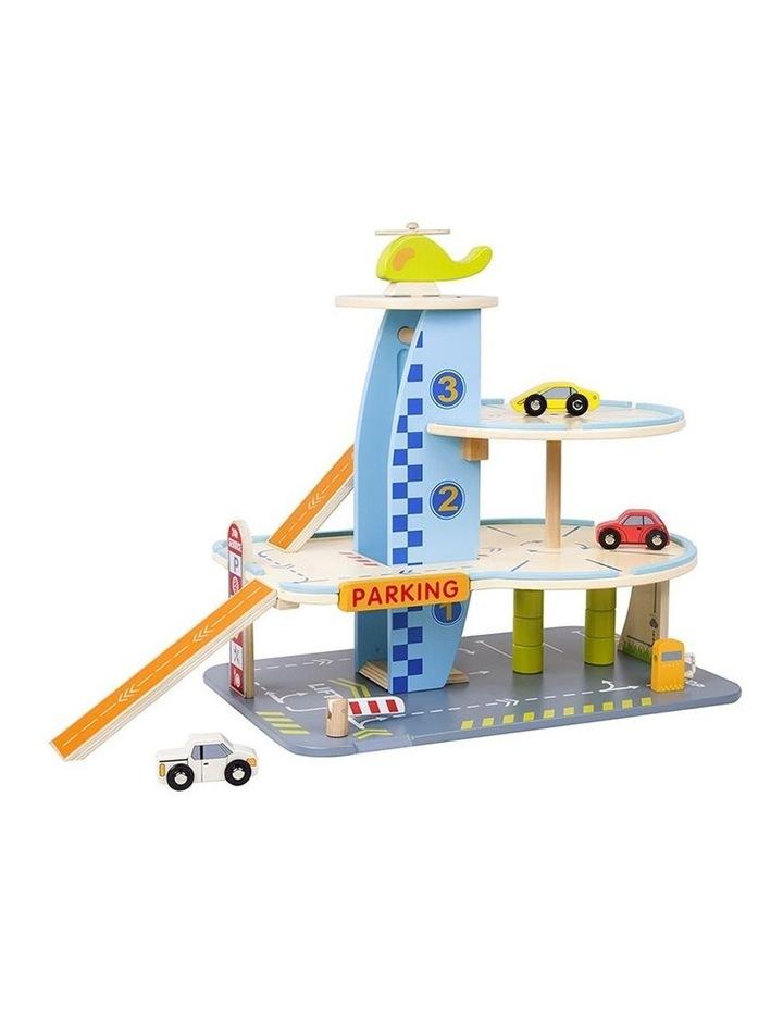 Parking Garage Playset image 1