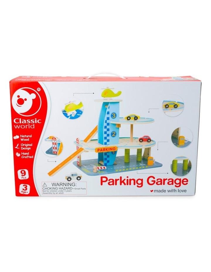 Parking Garage Playset image 3