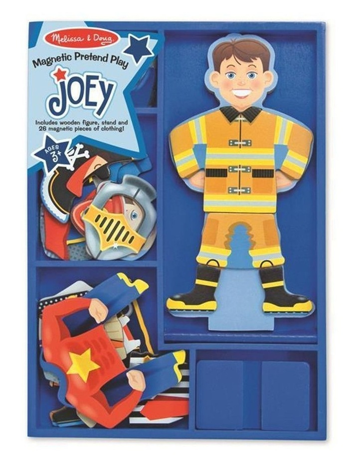 Magnetic Dress-Up - Joey image 1