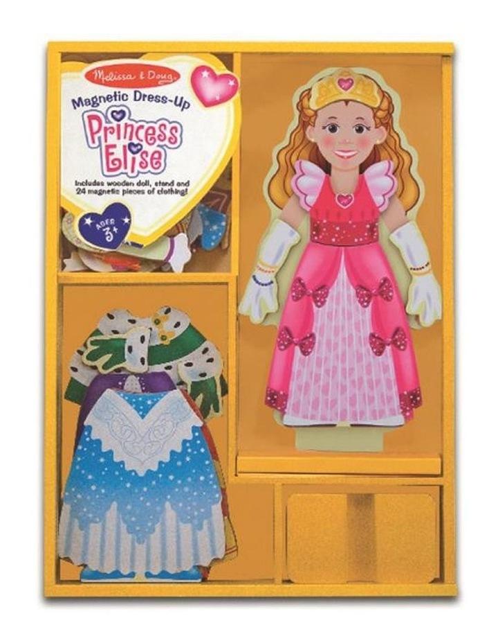 Magnetic Dress-Up - Princess Elise image 1