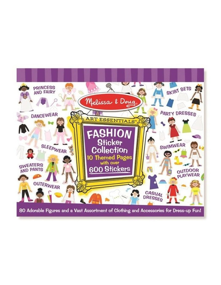 Sticker Collection - Fashion image 1