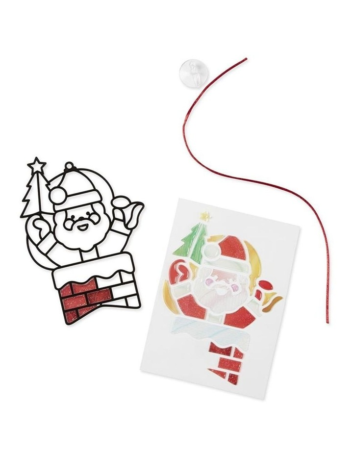 Stained Glass Made Easy - Santa Claus image 2