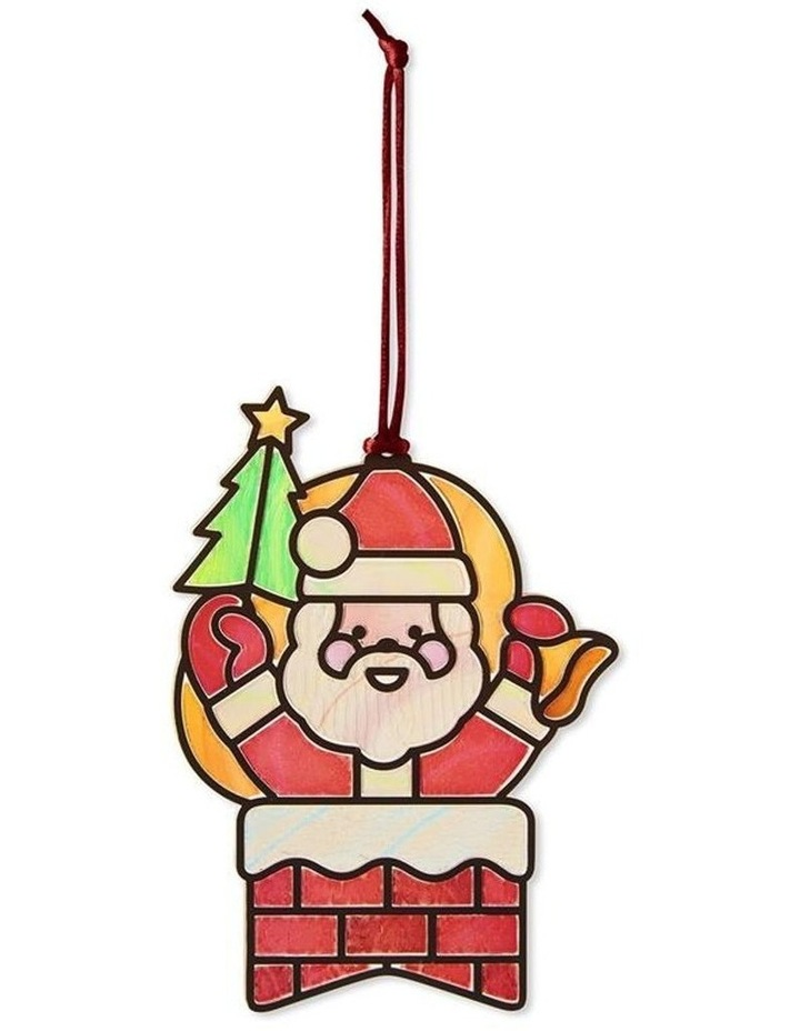 Stained Glass Made Easy - Santa Claus image 3