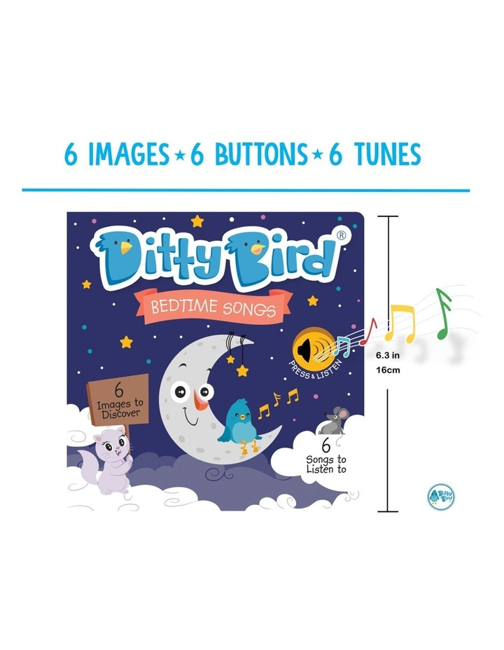 Interactive Musical Book - Bedtime Songs image 2