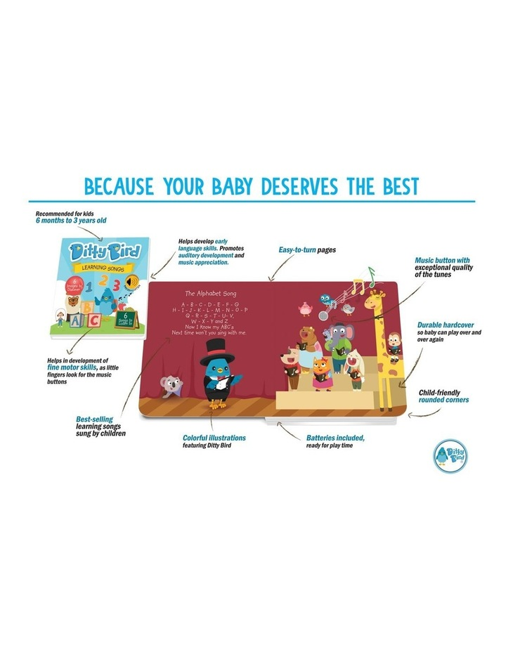 Interactive Musical Book - Learning Songs image 4