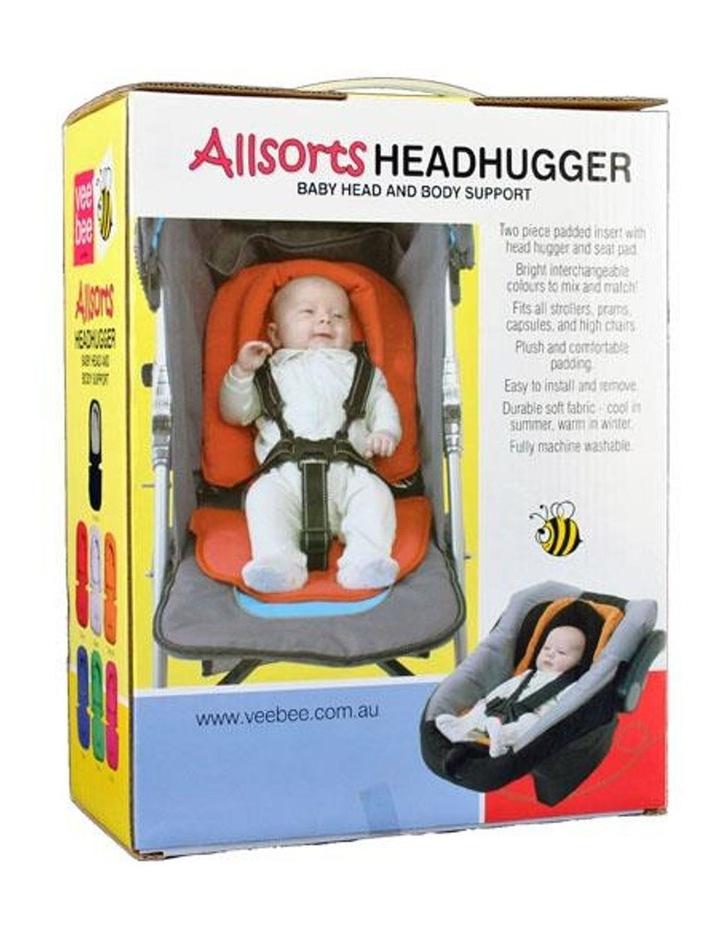 Allsorts Seatpad & Headhugger image 2