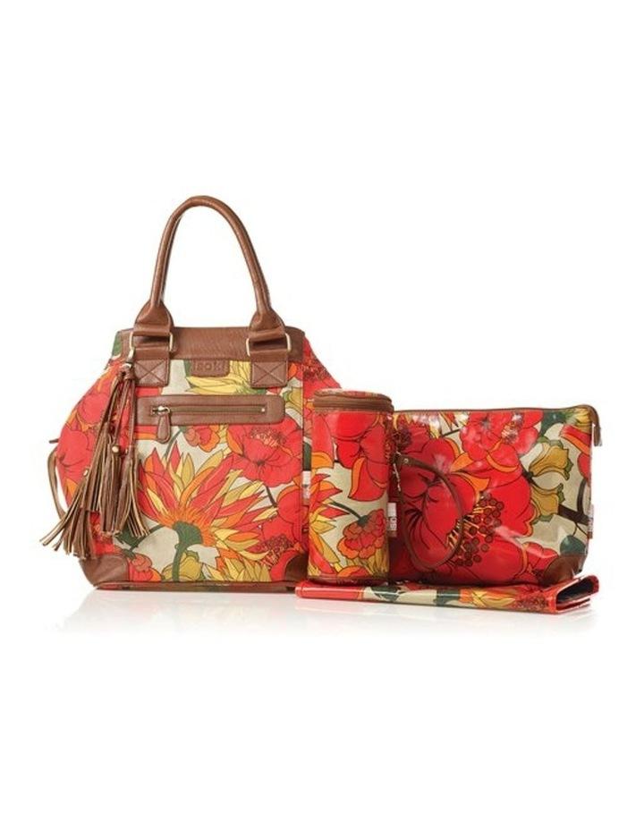 Bucket Bag Set 4 Red image 1