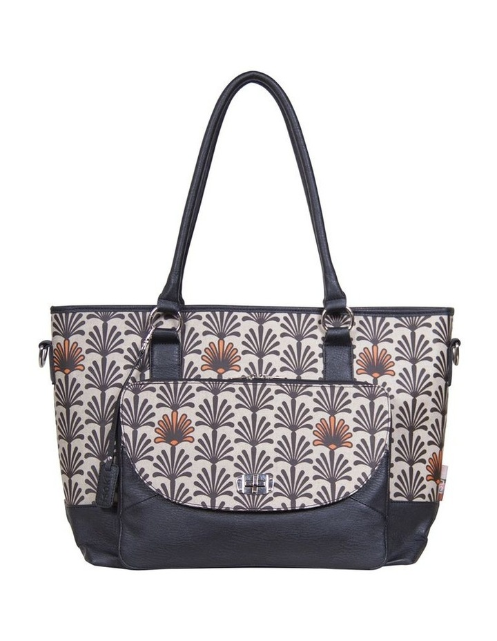 Carry All Tote Nappy Bag Black image 1