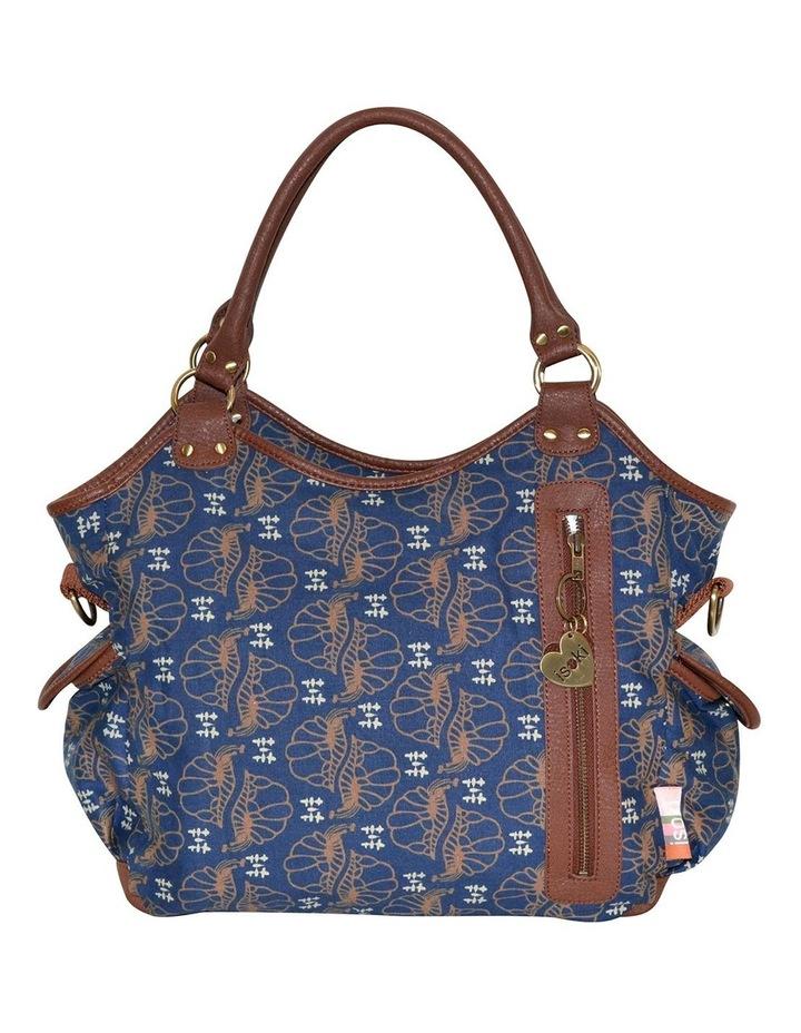 Hobo Angel San Remo Nappy Bag Blue image 1
