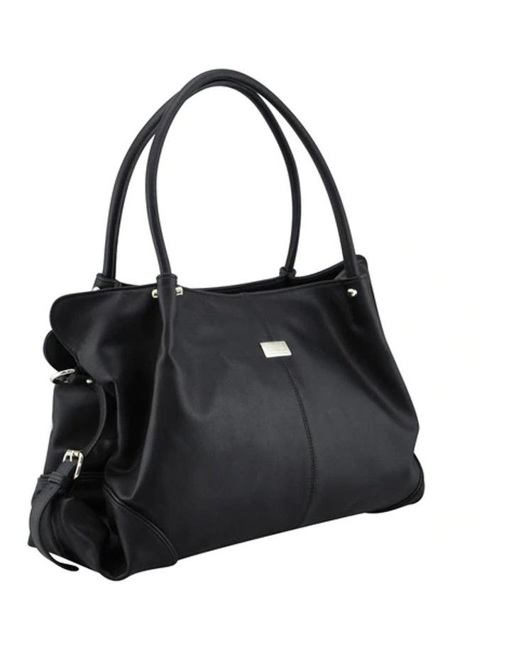 Anakie Satchel Nappy Bag Onyx image 2