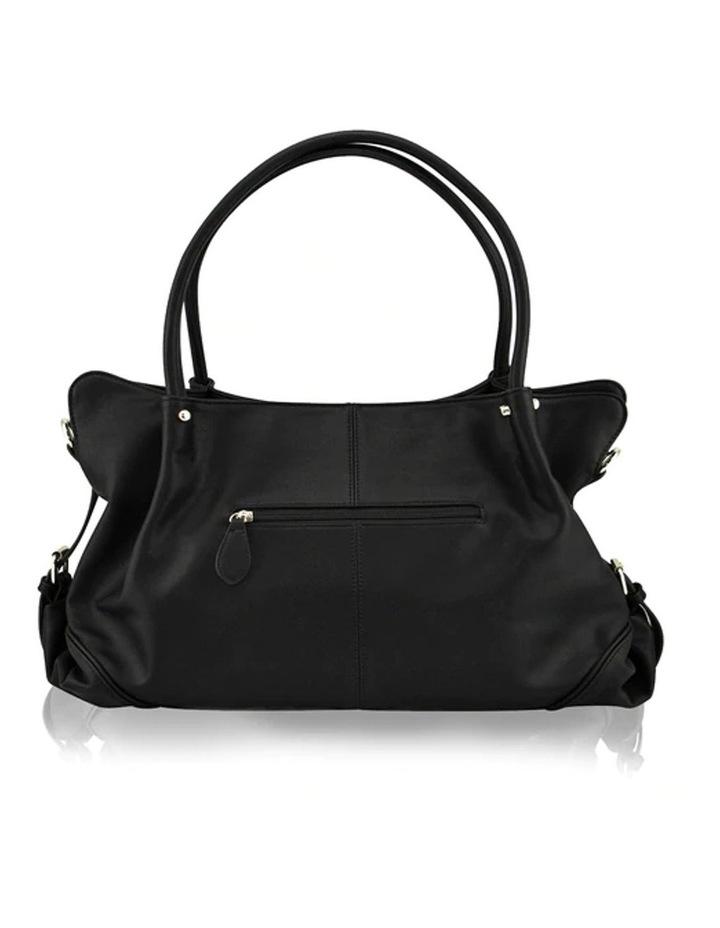 Anakie Satchel Nappy Bag Onyx image 3