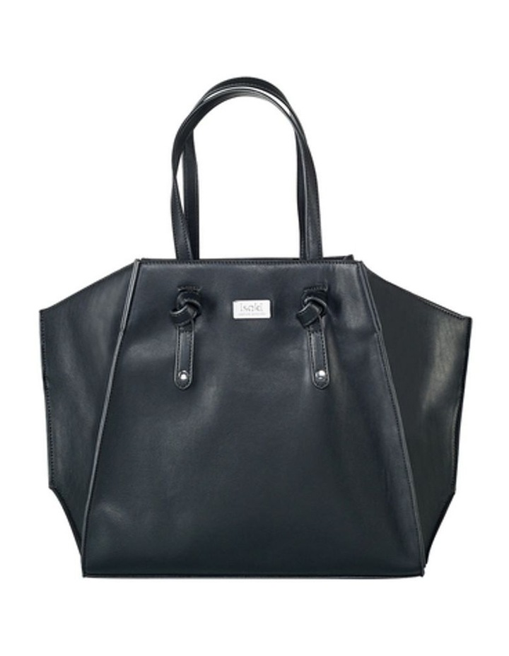 Easy Access Tote Baby Bag Black image 1