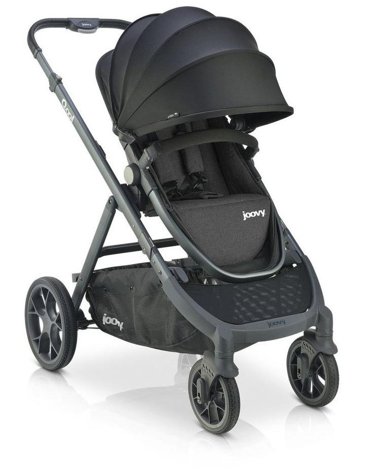 Joovy Qool Stroller  - Black Melange image 1