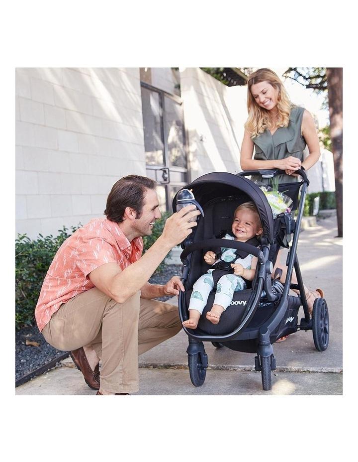 Joovy Qool Stroller  - Black Melange image 2