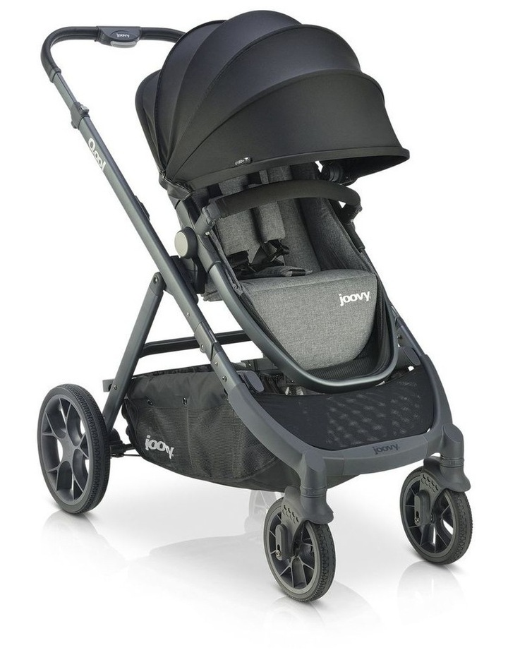 Joovy Qool Stroller - Grey Melange image 1