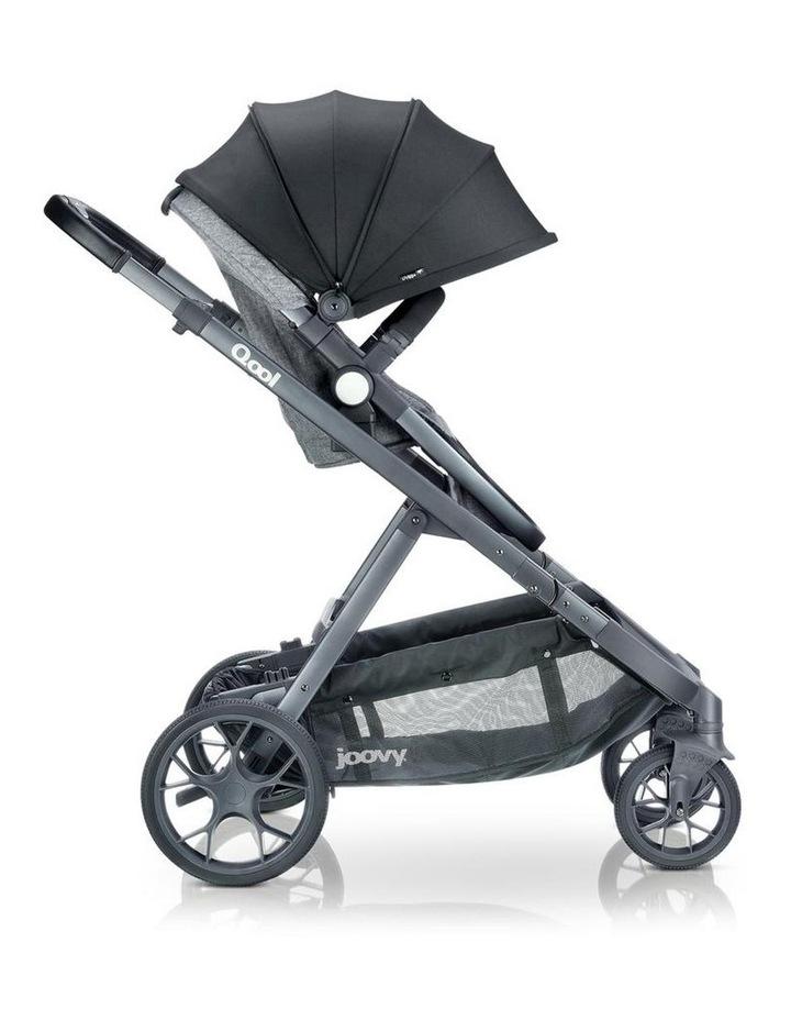 Joovy Qool Stroller - Grey Melange image 2