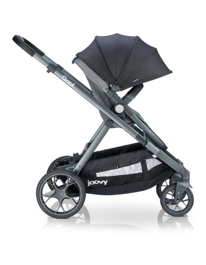 Joovy Qool Stroller - Grey Melange image 3