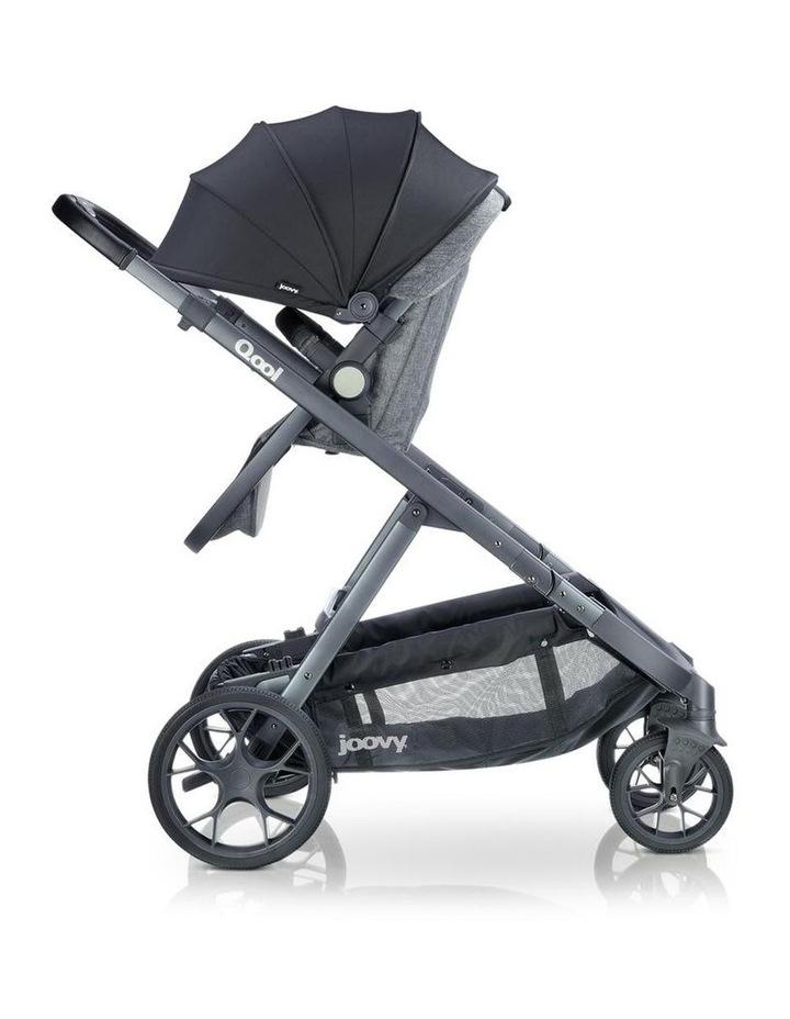 Joovy Qool Stroller - Grey Melange image 4