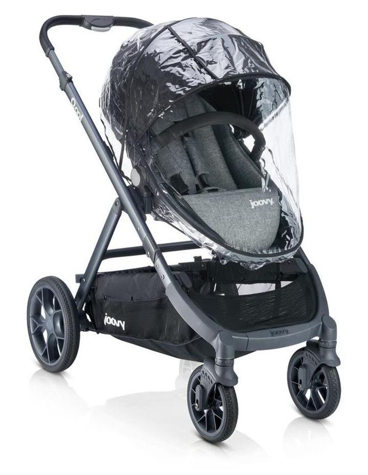 Joovy Qool Stroller - Grey Melange image 6