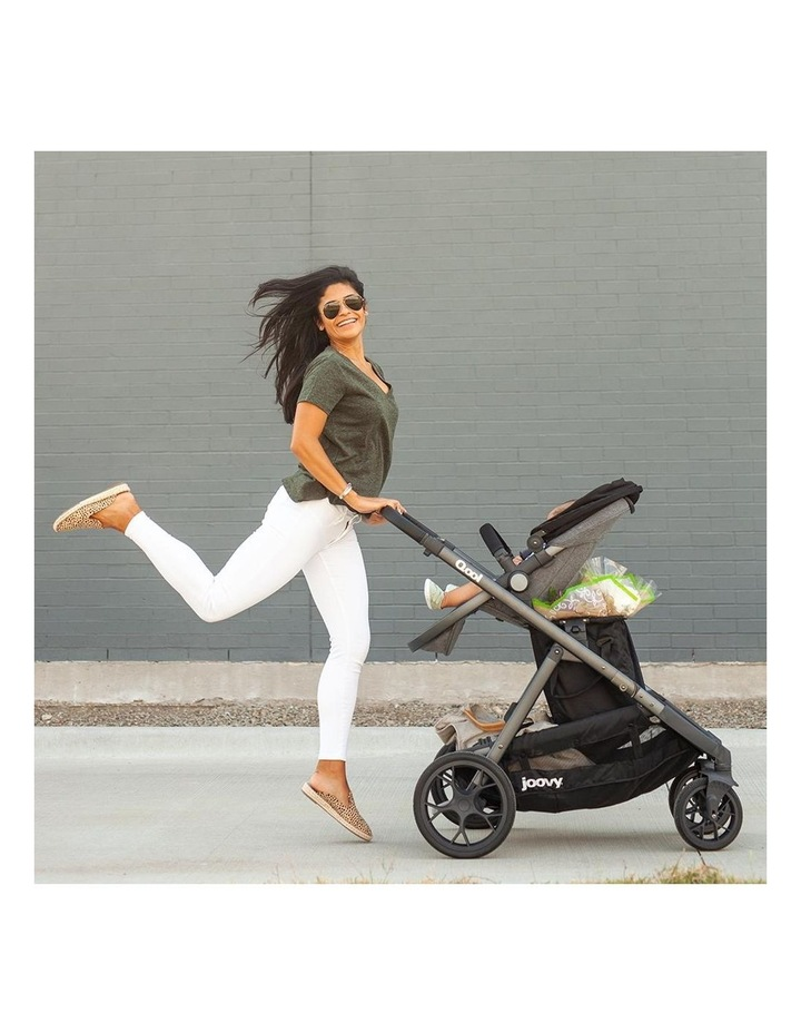 Joovy Qool Stroller - Grey Melange image 7