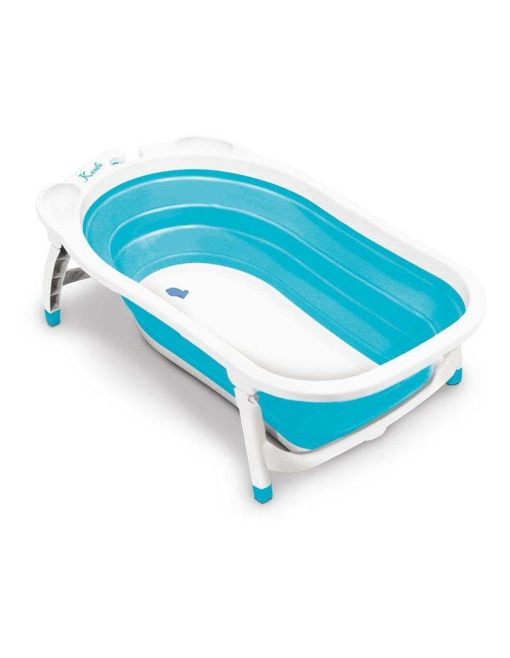 Roger Armstrong Flat Fold Bath - Aqua image 1