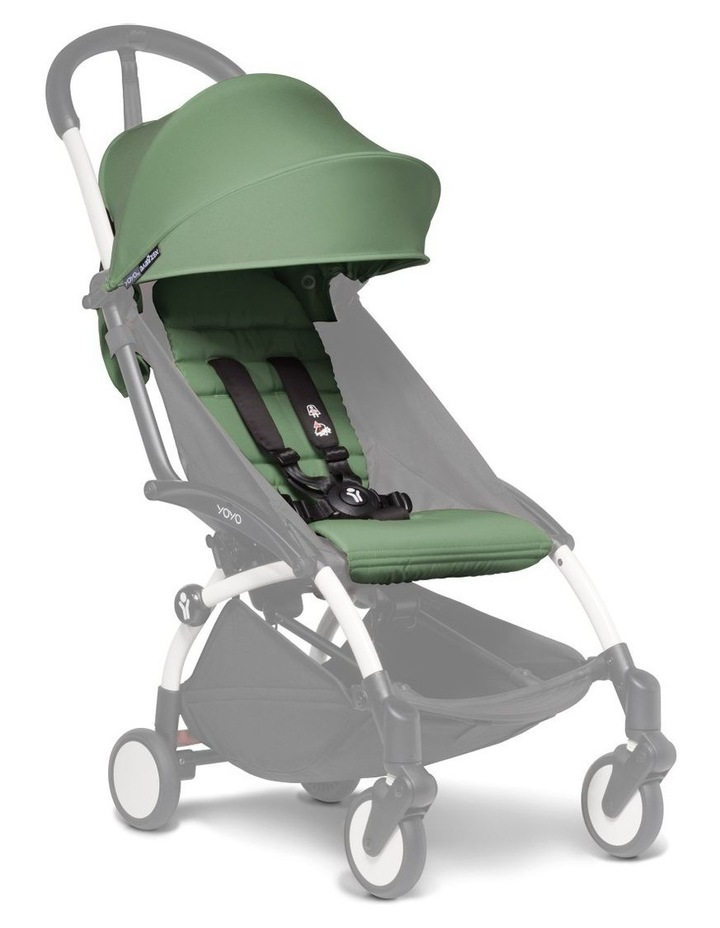 Yoyo 6  Seat Pad & Canopy Only - Peppermint image 1