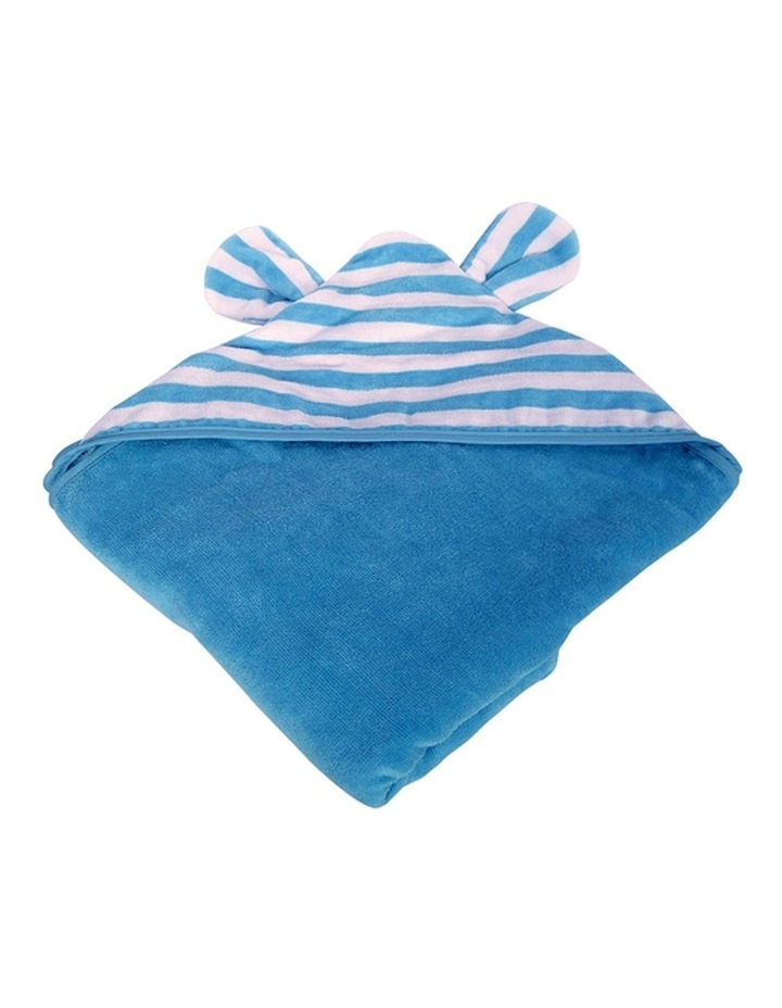 Organic Hooded Towel image 1