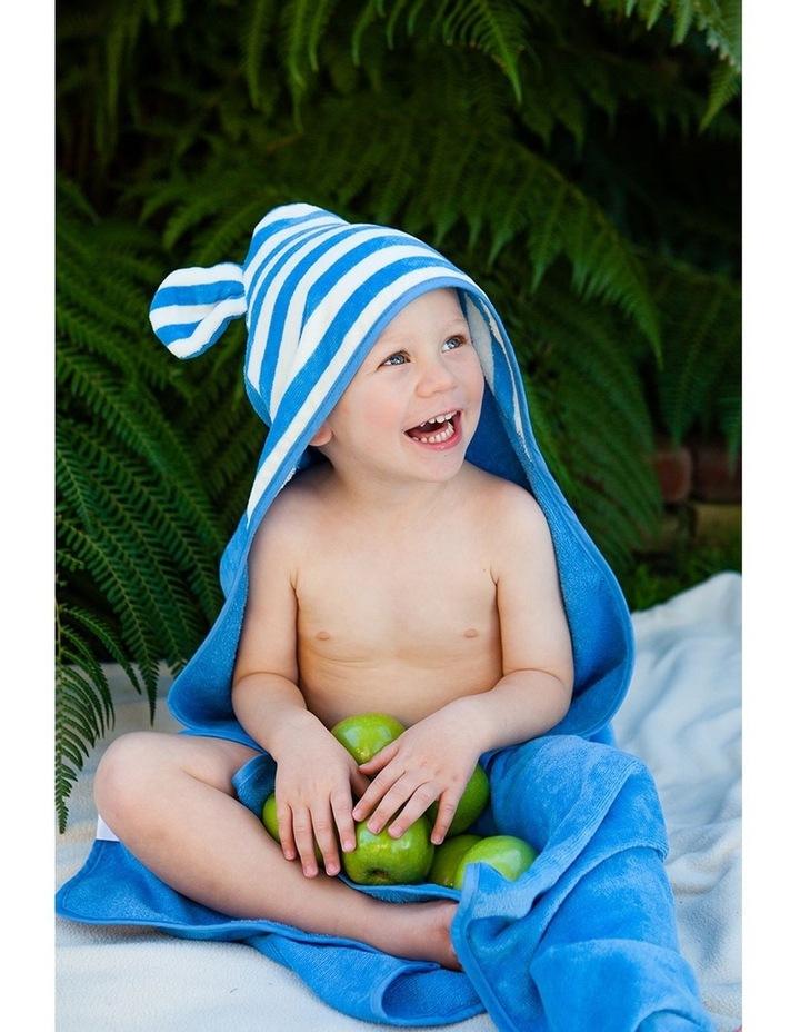 Organic Hooded Towel image 2