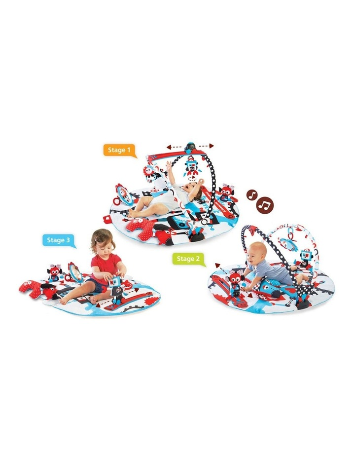 Yookidoo Y40128 Gymotion Robo Baby Activity Gym Playland Play Mat image 2