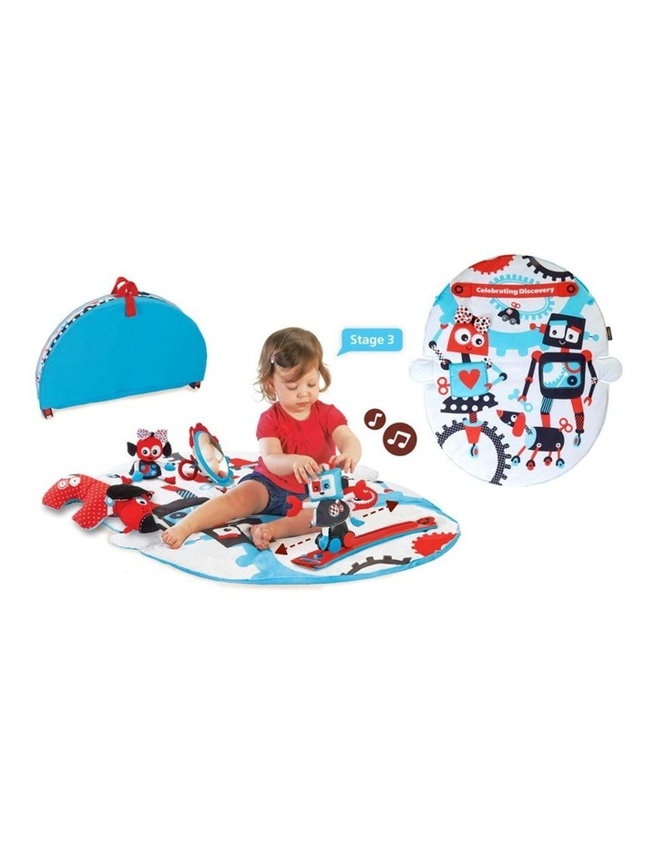Yookidoo Y40128 Gymotion Robo Baby Activity Gym Playland Play Mat image 3