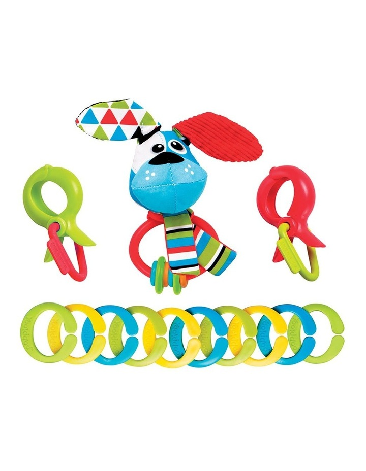 Yookidoo Clips, Rattle 'N' Links - Dog image 1