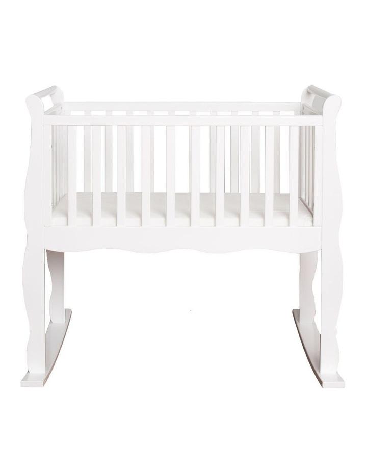 Regal Cradle & Mattress image 1