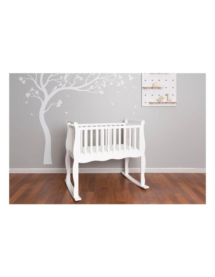 Regal Cradle & Mattress image 3