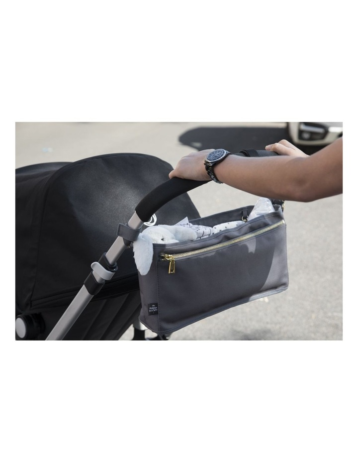 Pram Caddy - Grey image 1