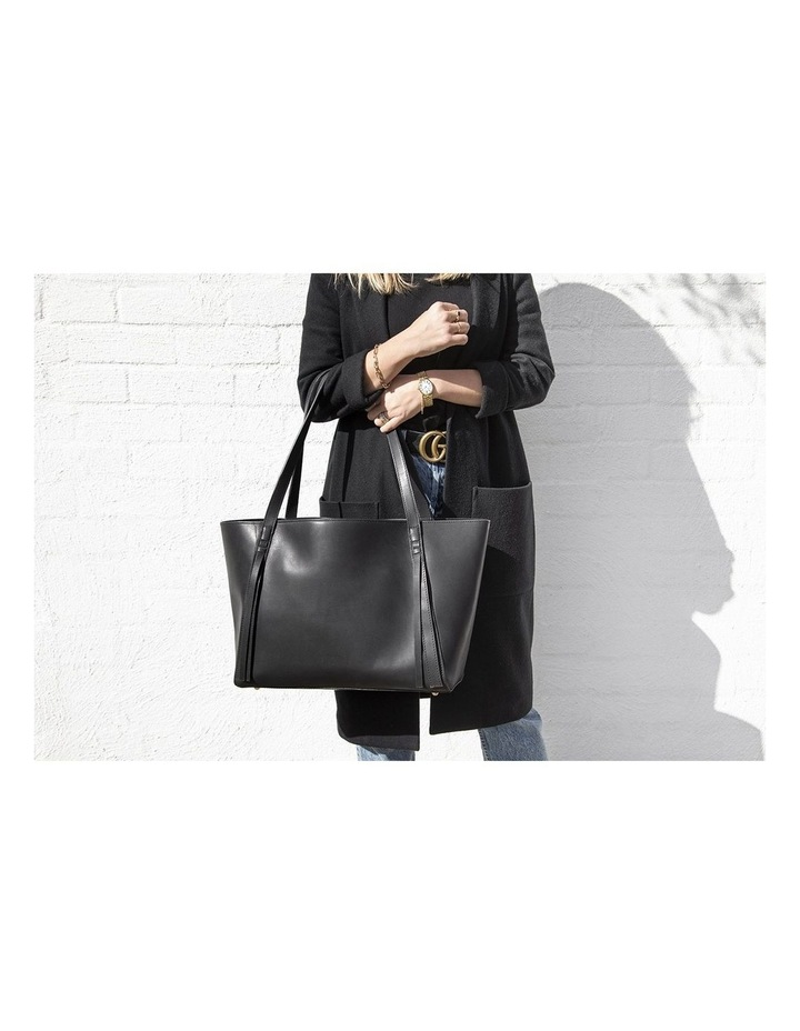 Luxe Leather Tote image 1