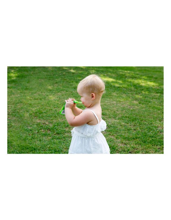 Baby Food Mini Pouches & Spoons Bundle image 4