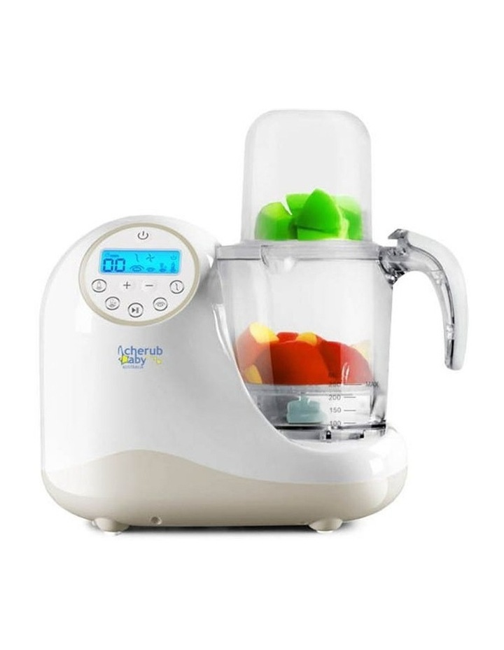 Steamer Blender And Food Pouch & Accessories Bundle image 7