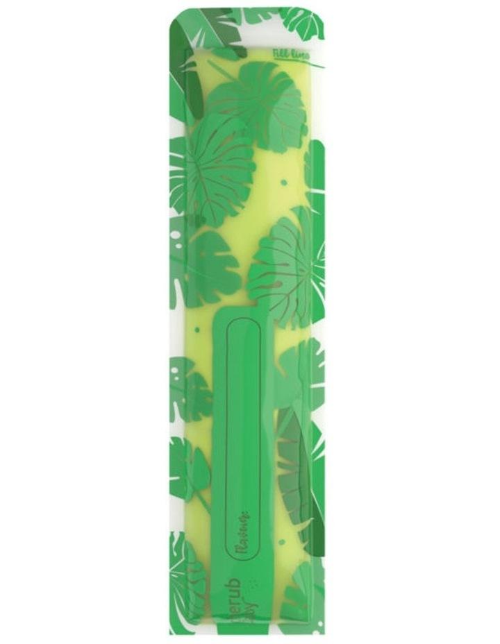 Reusable Freeze n Squeeze Ice Pop Pouches -Toucan Blue & Rainforest Green 20pk / New image 3