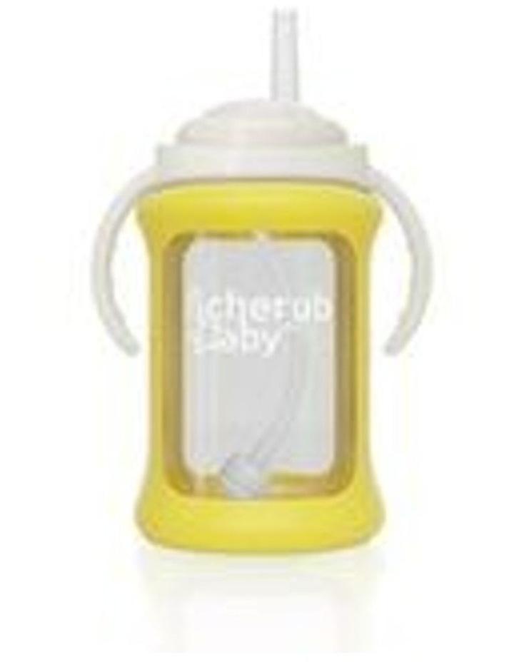 Glass Baby Bottles Starter Kit - Yellow image 6