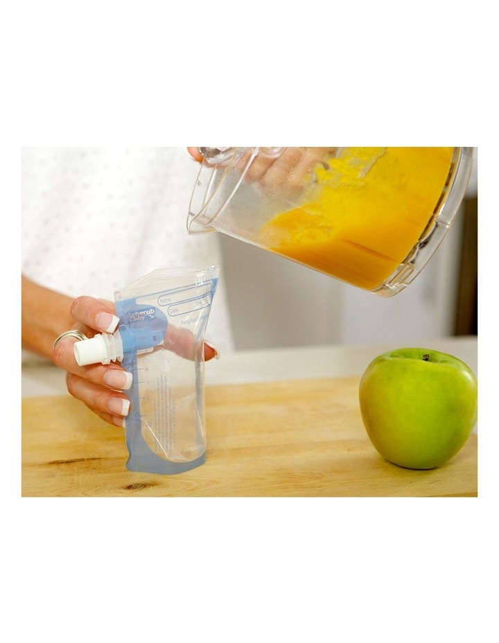 On The Go Baby Food Pouches Starter 10 Pack image 5
