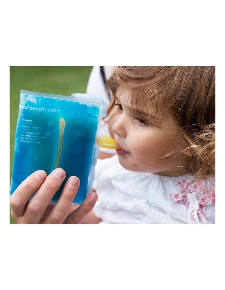 On the Go Baby Food Pouches Starter 20 pack image 7