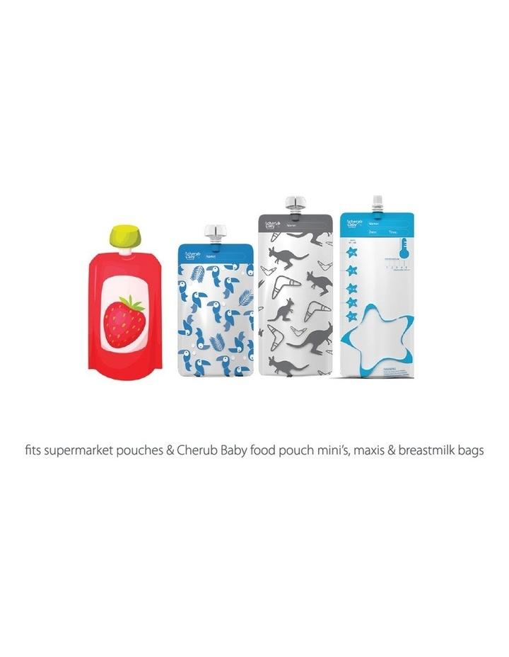 Food Pouch & Breast Milk Bag Organiser image 5