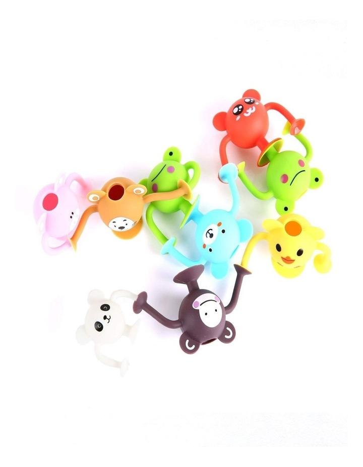 Cherub Baby 12pk Silicone Toddler Bath Toys Entire Collection image 1