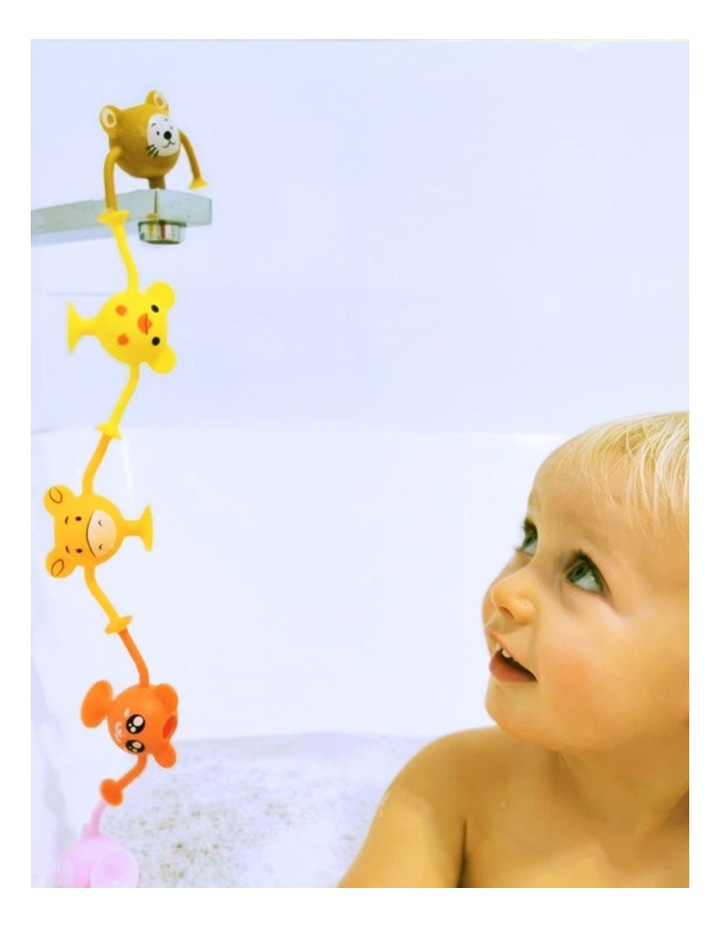 Cherub Baby 12pk Silicone Toddler Bath Toys Entire Collection image 3
