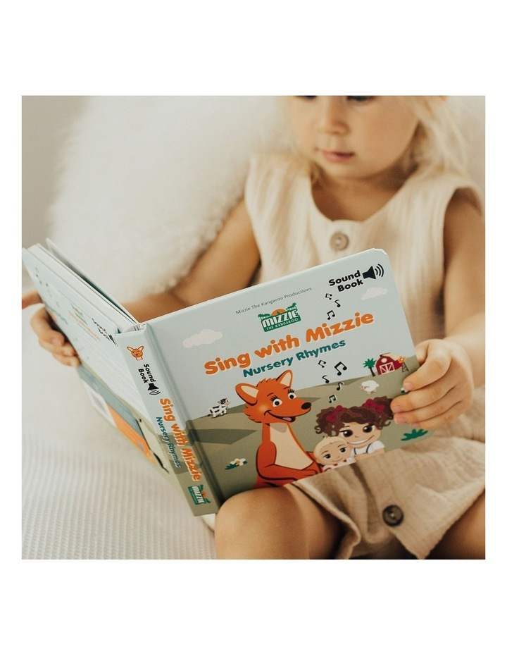 Sound Book Sing With Mizzie - Nursery Rhymes image 4
