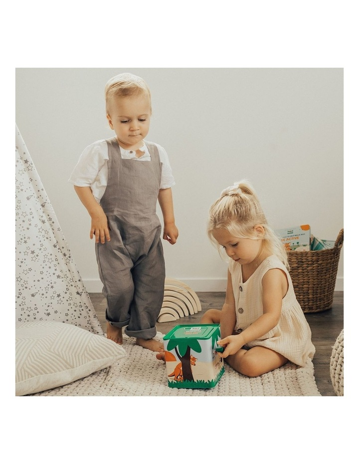 Toddler Learning Gift Set - Mizzie Music Box & Mizzie Puzzle image 2