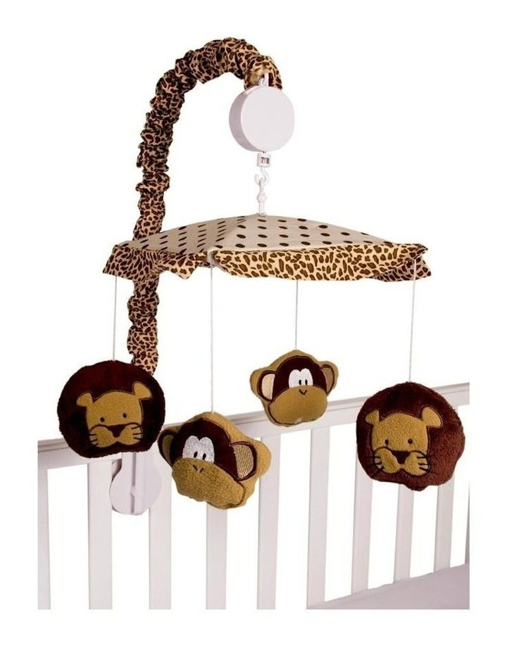 Amani Bebe Cot Mobile Wild Things image 1